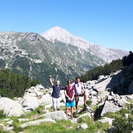 HIGH ENERGY PLACES IN PIRIN