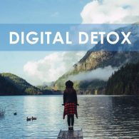 To turn off from the Wi-fi New type of recreation: Digital detox